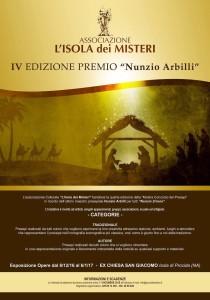 IV edizione premio Nunzio Arbilli