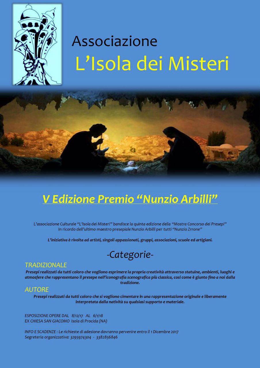 V edizione premio Nunzio Arbilli